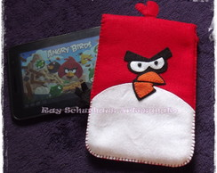 Case Angry Birds Para Tablet 7 polegadas