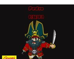 R�tulo Batom Piratas