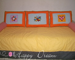 Kit cama Romero-Britto