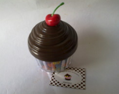 Cupcake de Acr�lico