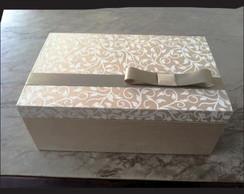 Caixa Convite com dobradi�as
