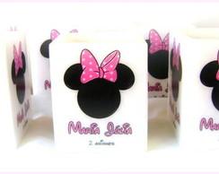 Lumin�ria Minie e Mickey