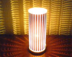 Lumin�ria Vertical