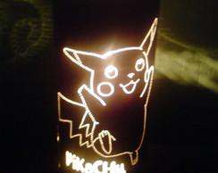 Lumin�ria Pikachu