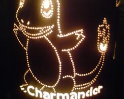 Lumin�ria Pokemon Charmander