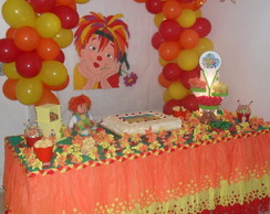 Decora��o S�tio do Pica Pau Amarelo