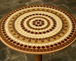"""Mesa """"Composi��o circular"""""""