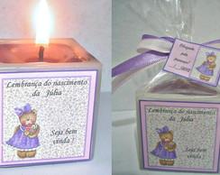 Lembrancinha Maternidade -ursinha 7