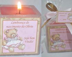 Lembrancinha Maternidade -ursinhas Beb�s