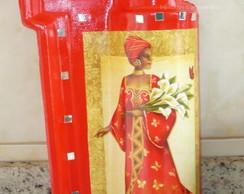 Telha Princesa Angolana