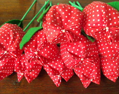 30 tulipa perfumadas pronta entrega