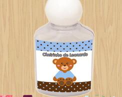 Etiqueta para frasco de hidratante