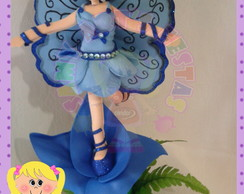 decora��o da barbie butterfly