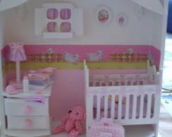 Porta Maternidade Quartinho de Beb� 1