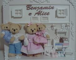 Benjamin e Alice