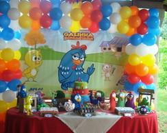 Festa da Galinha Pintadinha - modelo 2