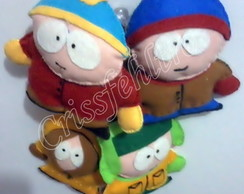 4 Bonequinhos South Park