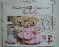 Fam�lia Isabella com Espelho