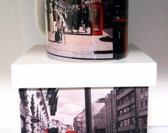 Caneca Com Caixa - Londres