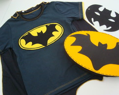 Camiseta Batman Completa!!