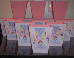Cach�po M Princesas Baby Personalizado