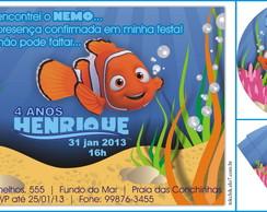 Kit Festa Procurando Nemo (5 Artes)