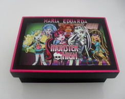 Lembrancinha Monster High 11x15