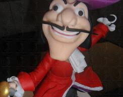 Capit�o Gancho - Topo de bolo