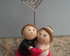 Lembrancinha de casamento noivos