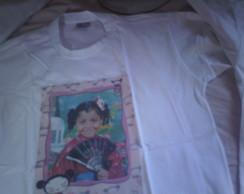 camiseta com foto