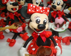 Minnie Gourmet porta recados