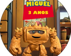Latinha Toy Story