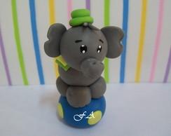Elefante Tema Circo