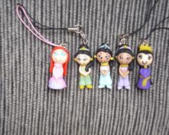 Pingente Princesas 2