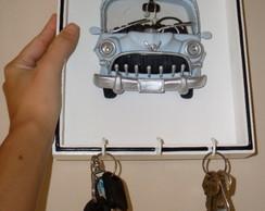 Quadro de carro antigo