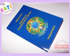 Convite Passaporte Minnie