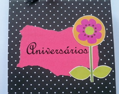 Mini Fich�rio: Aniversariantes do M�s !