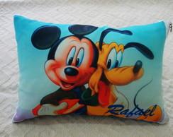 Almofadinha Mickey e Pluto