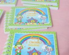 Mini caderno de desenho Patati e Patat�
