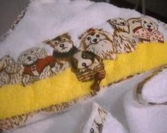 Toalha dos Cachorrinhos !!