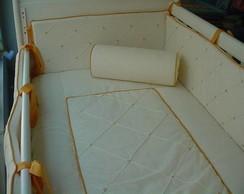 Kit de ber�o piquet modelo Origami