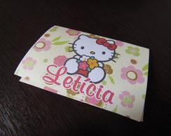 Convite Infantil - Hello Kitty