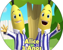 Latinha Bananas De Pijama