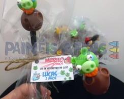 Ponteiras Angry Birds