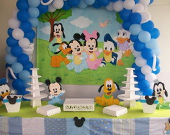 Mesa Tem�tica Baby Disney - MDF