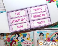 Caixinha Bis - Princesas Baby