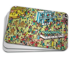 Mouse Pad Wally