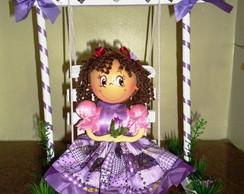 boneca no balan�o