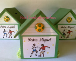 Casa Cofre Futebol - M