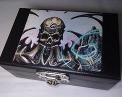 Porta-baralho (deckbox) Necropot�ncia